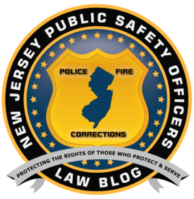 New Jersey Public Safety Officers Law Blog logo